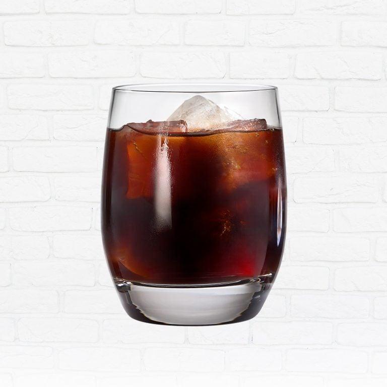 passport scotch whisky cocktail Black Russian